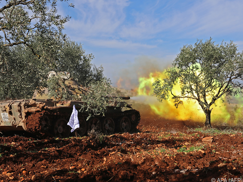 Türkei forciert ihre Angriffe in Afrin