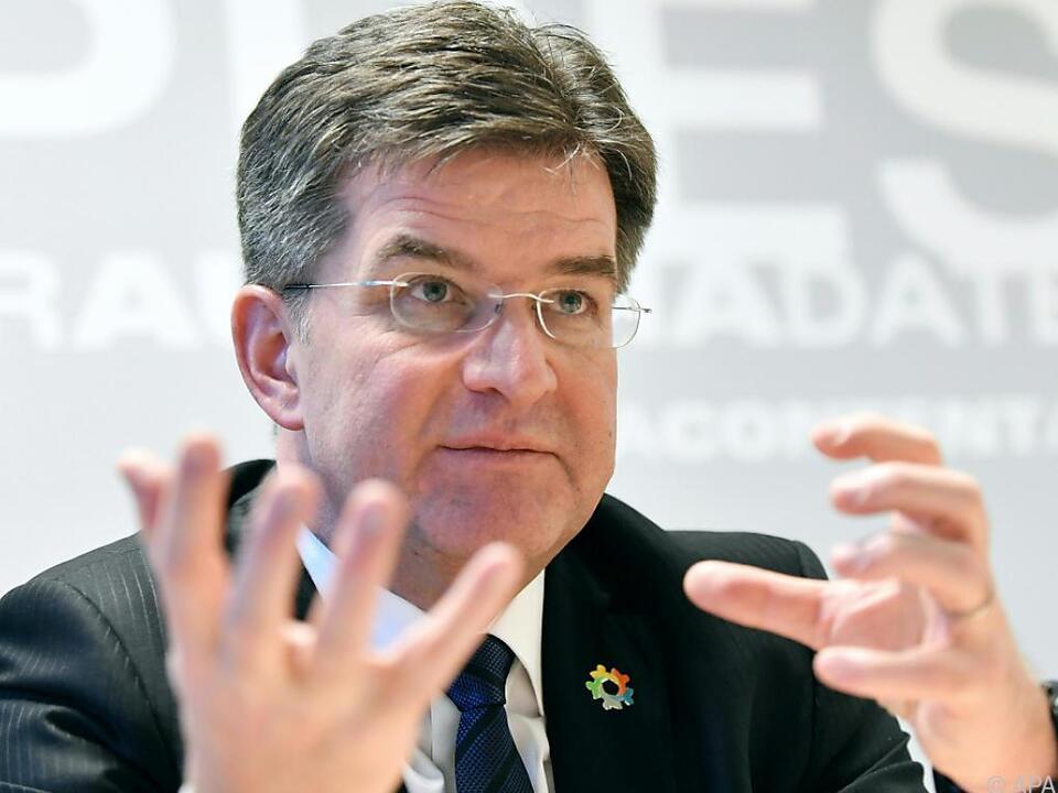 UNO-Vollversammlungs-Präsident Lajcak: \