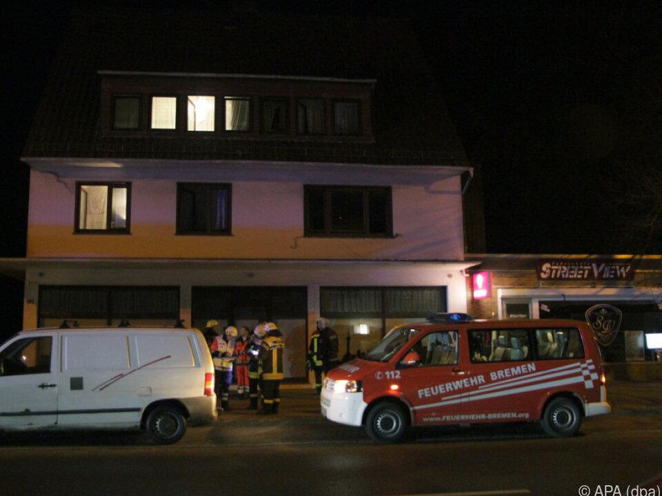 Unter den Verletzten waren auch drei Kinder