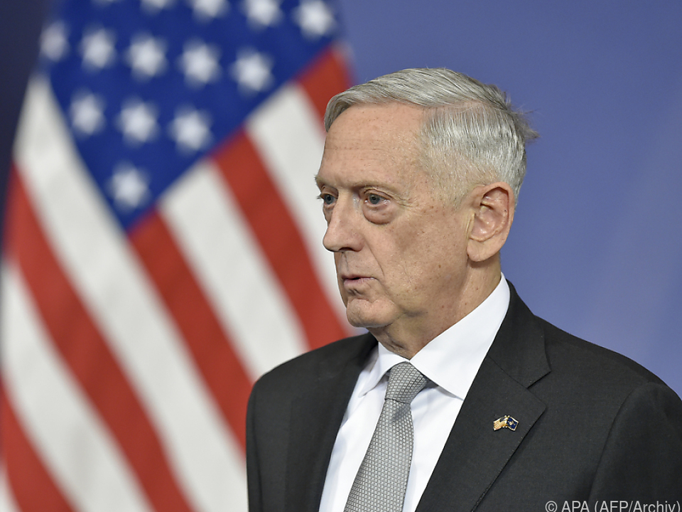 US-Verteidigungsminister für Strategieänderung