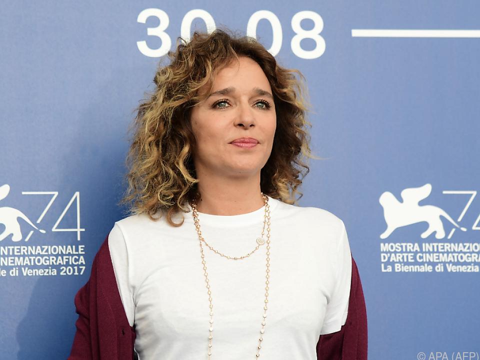 Valeria Golino will nicht mehr schweigen