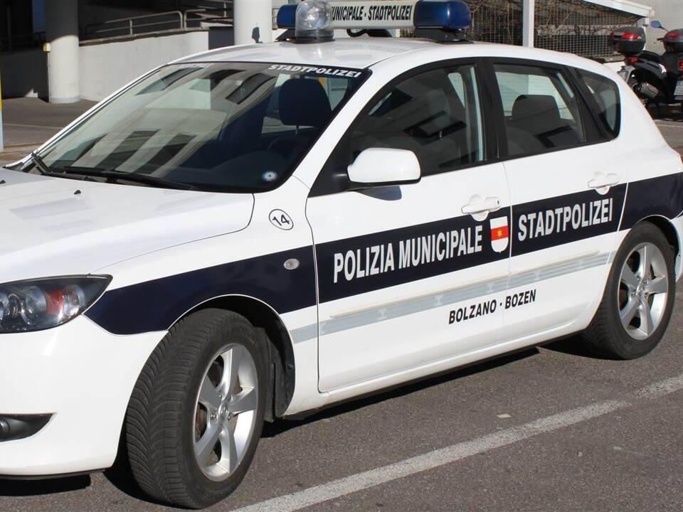 stadtpolizei bozen