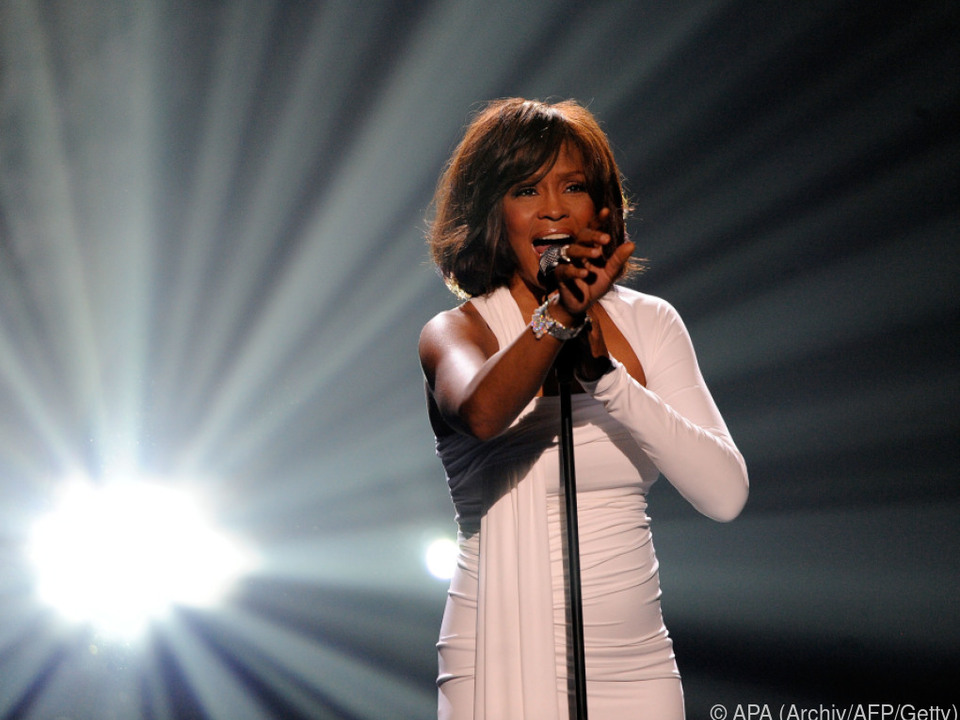 Whitney Houston spielt im Film \