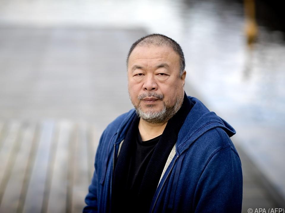 Zu den Höhepunkten zählt die Werkschau von Ai Weiwei im Juni