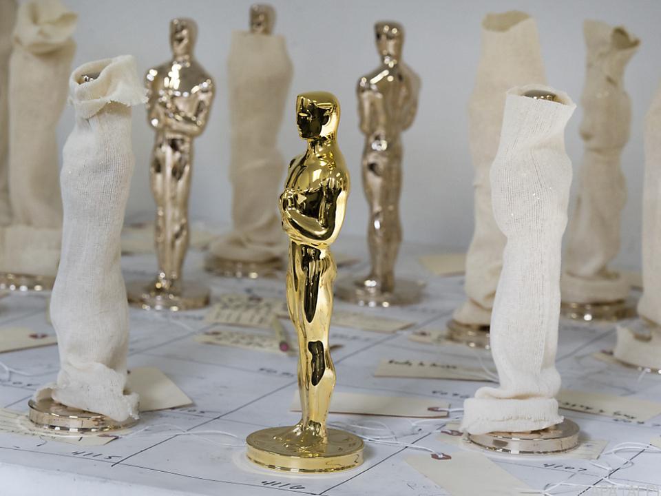 Zum ersten Mal wurde das berühmte Goldmännchen 1929 verliehen