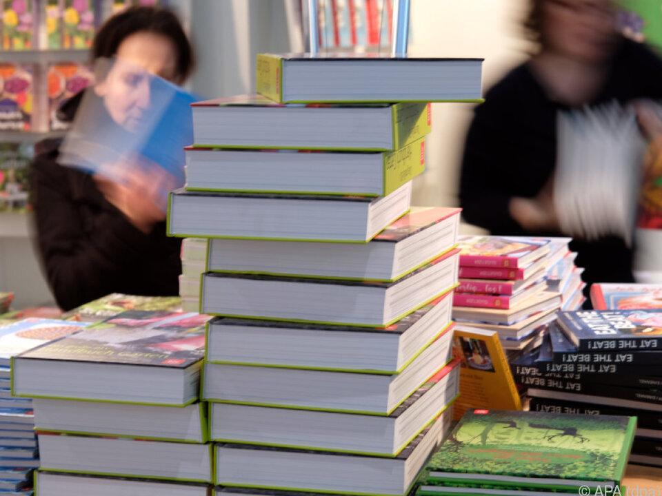 2.600 Aussteller bei der Leipziger Buchmesse