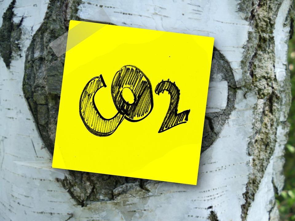 Beträchtliches Einsparpotential: Mit der neuen, 2017 eingeführten Energieförderung konnten die CO2-Emissionen um 3.600 Tonnen reduziert werden. energie co2 diesel auspuff sym