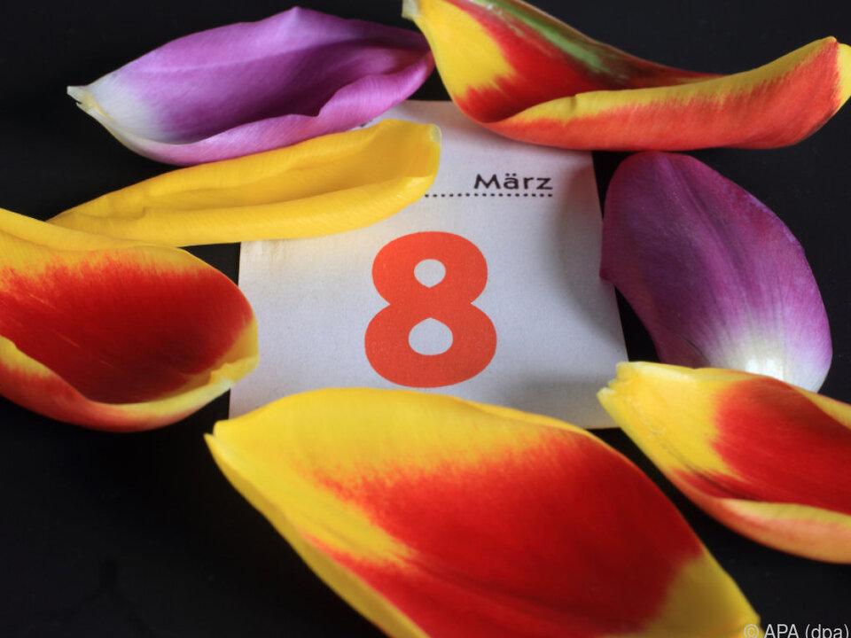 Am 8. März ist Weltfrauentag