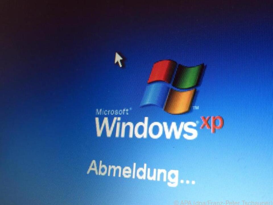 Apple schaltet den Zugang für Windows-XP und Vista ab