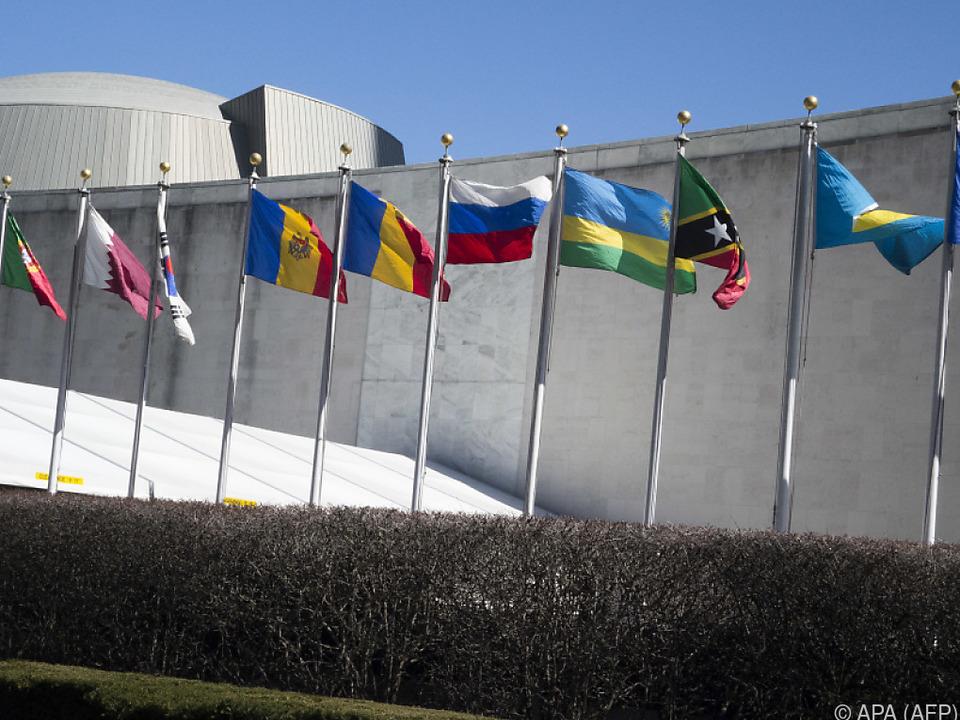 Auch russische Diplomaten bei der UNO sind betroffen