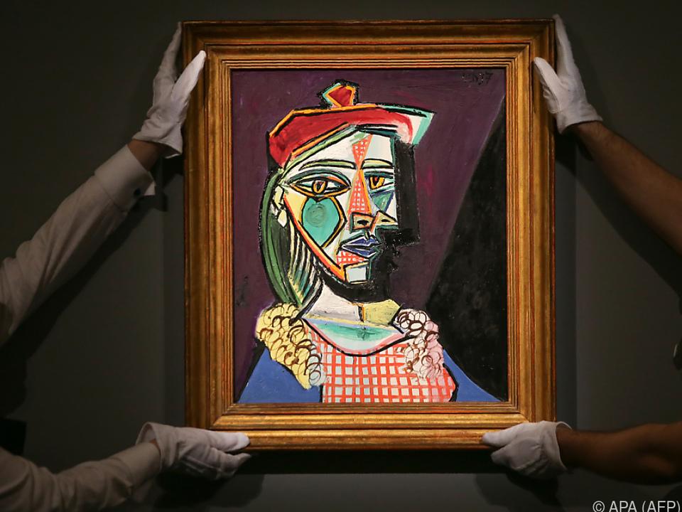 Auktionshaus Sotheby\'s rechnete eigentlich mit 41 Mio. Euro