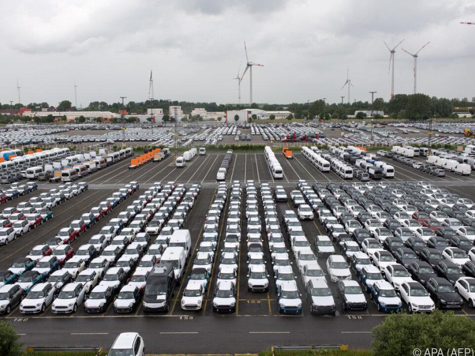 Automobilindustrie wäre massiv bestroffen