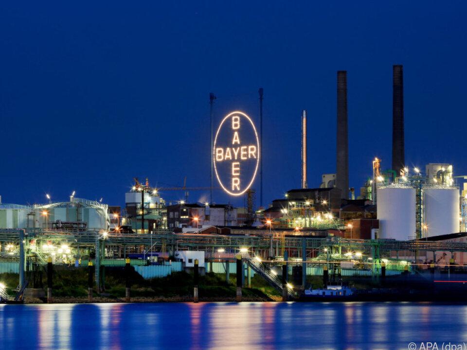 Bayer machte Zusagen in Höhe von 6 Milliarden Euro