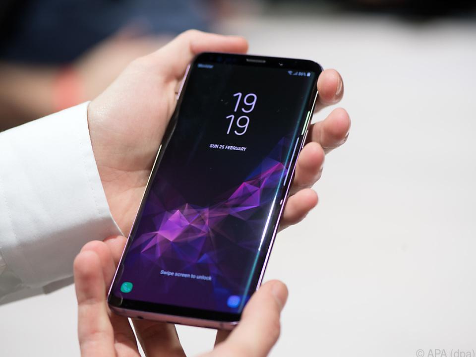Bei begehrten Handys wie dem Samsung Galaxy S9 ist Vorsicht geboten