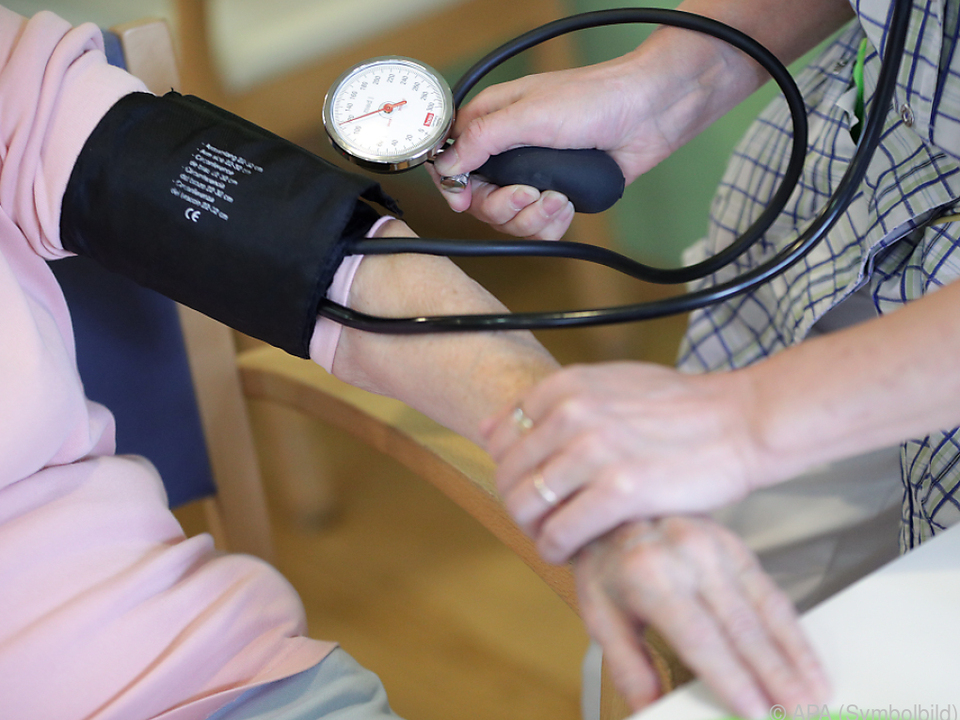 Bei der Pflege herrscht akuter Handlungsbedarf