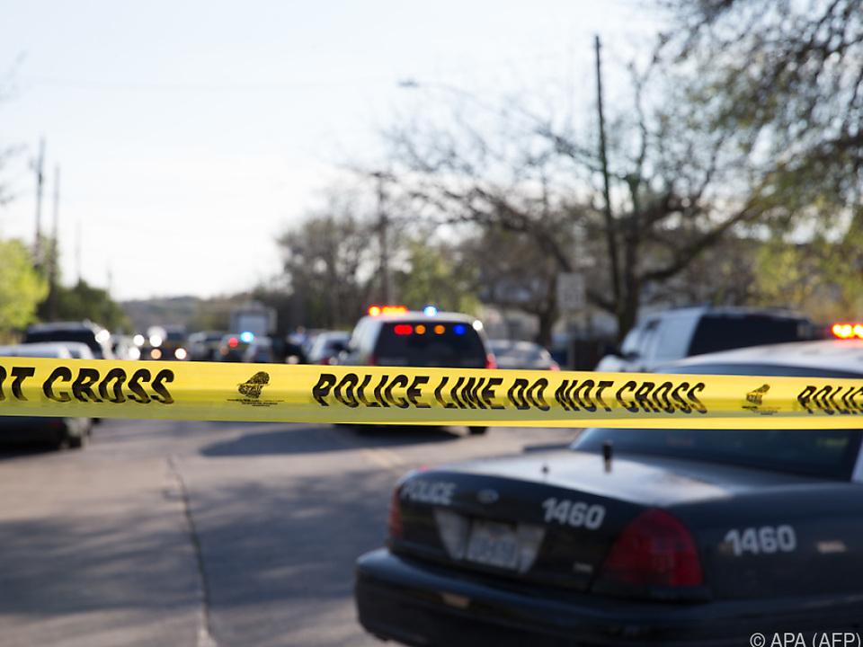Bereits vierte Explosion in Austin