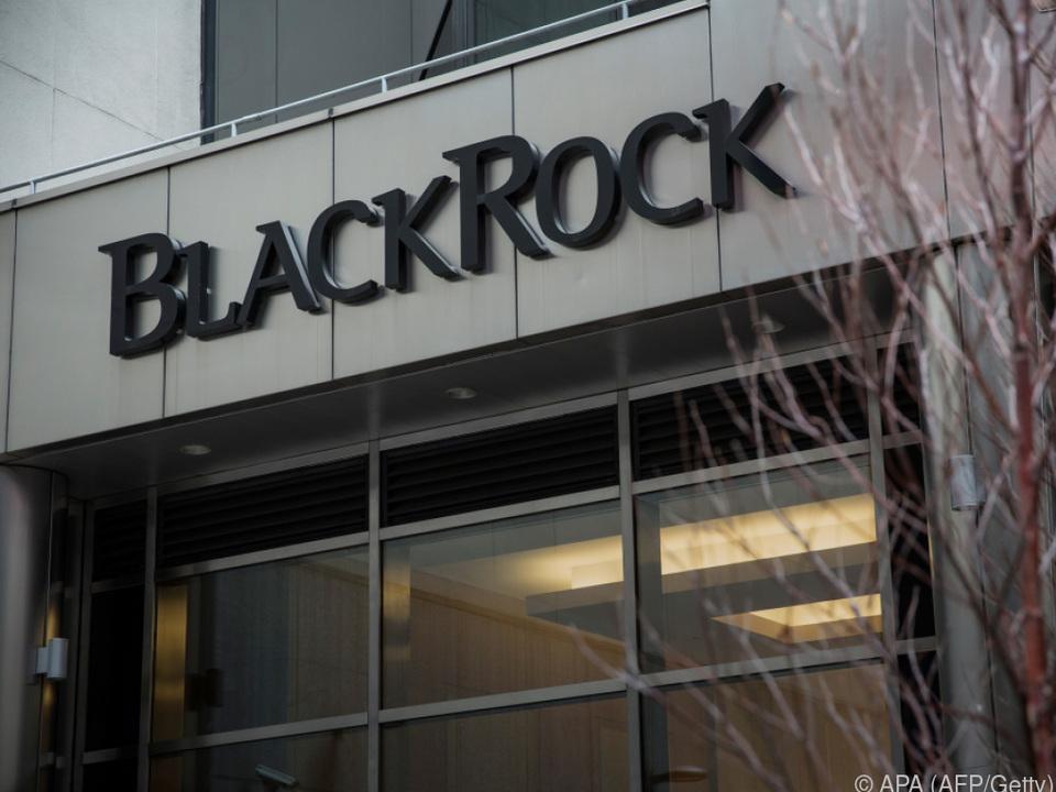 Blackrock stößt sich an jüngsten Vorfällen