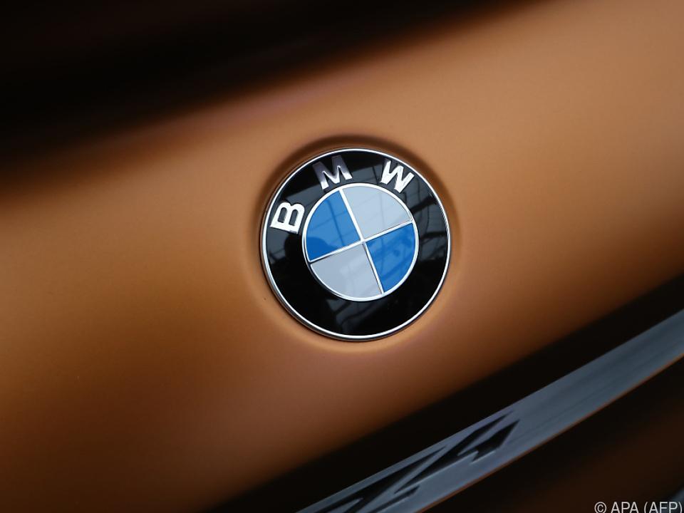 BMW spricht von \
