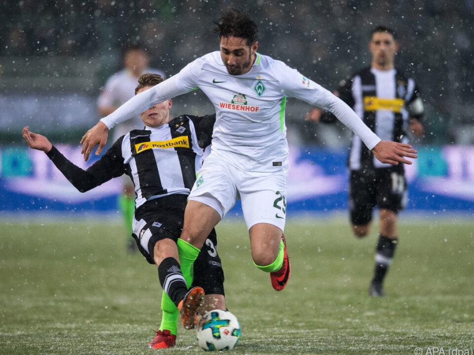 Bremen machte 0:2 wett