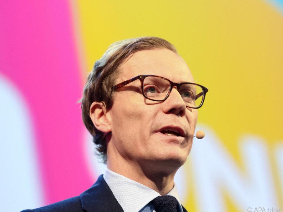 Chef von Cambridge Analytica, Alexander Nix, gefeuert