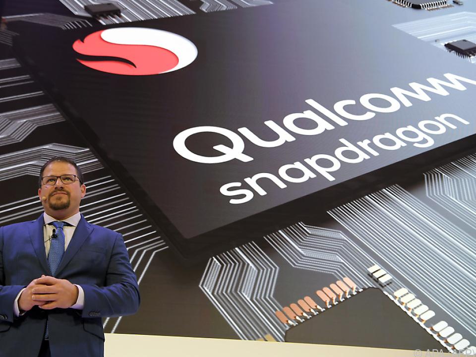 Das Angebot für Qualcomm wurde zurückgezogen