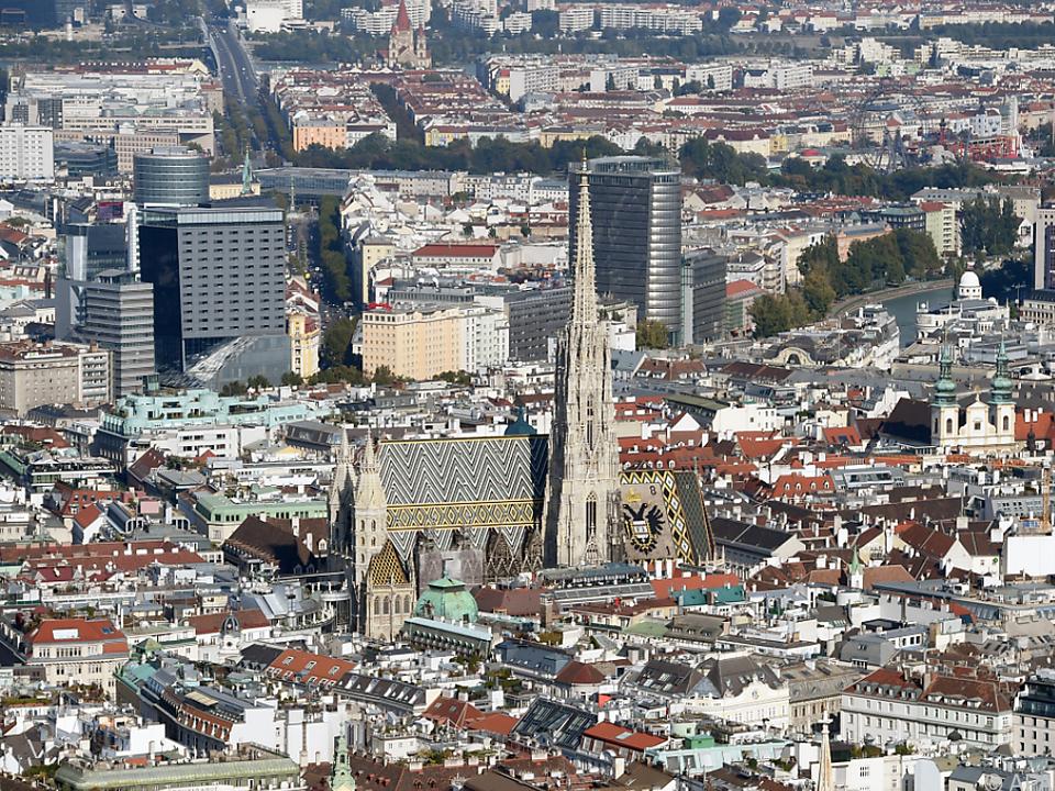 Das historische Zentrum Wiens wurde als sehr schutzwürdig befunden