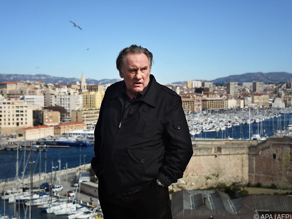 Das Leben von Gerard Depardieu gibt es nun in Comic-Form