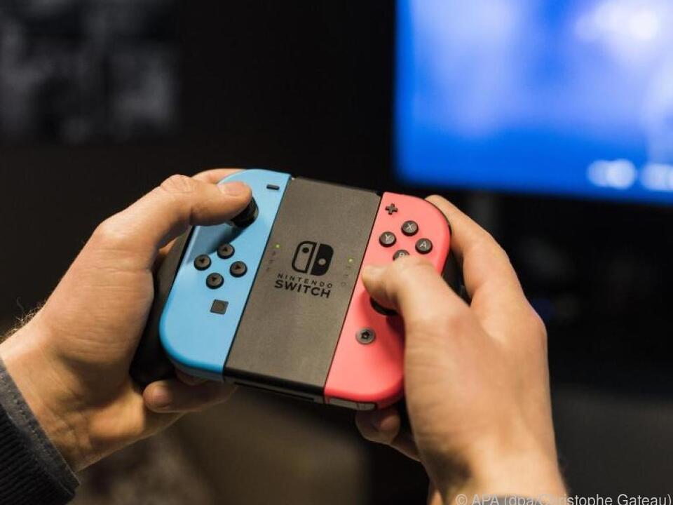 Das neue Switch-Update unterstützt die Suche nach Mitspielern