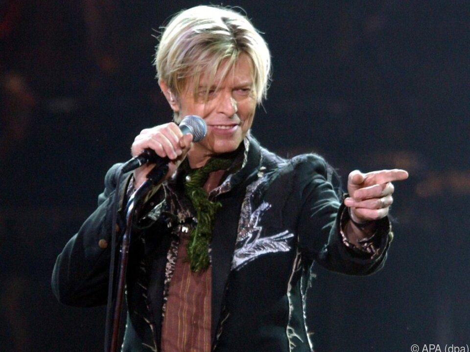 David Bowies Außerirdischer landet im Mai in Wien