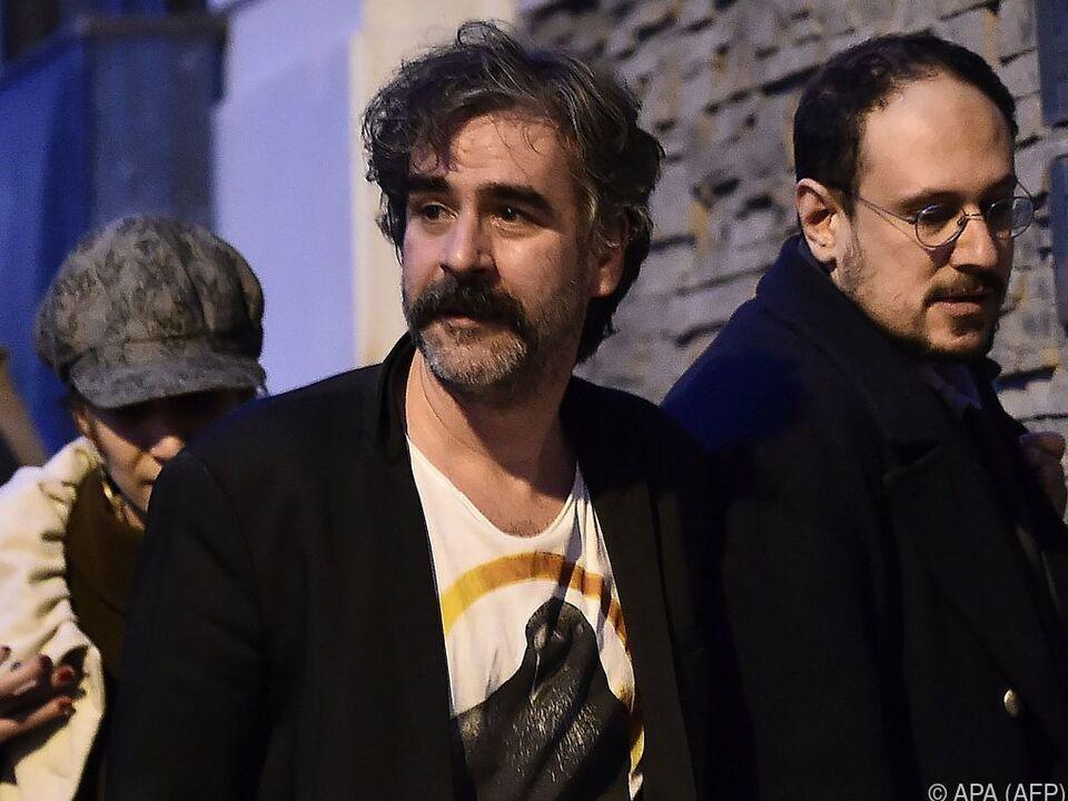 Deniz Yücel übt heftige Kritik an der Bundesregierung