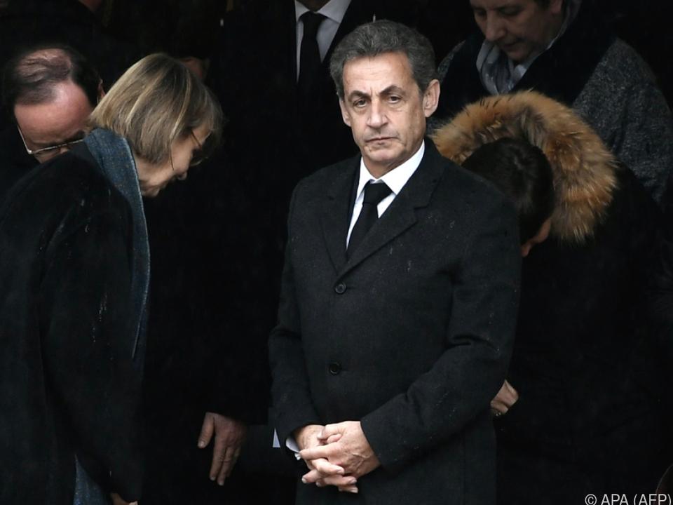 Der frühere Staatspräsident Frankreichs muss vor Gericht