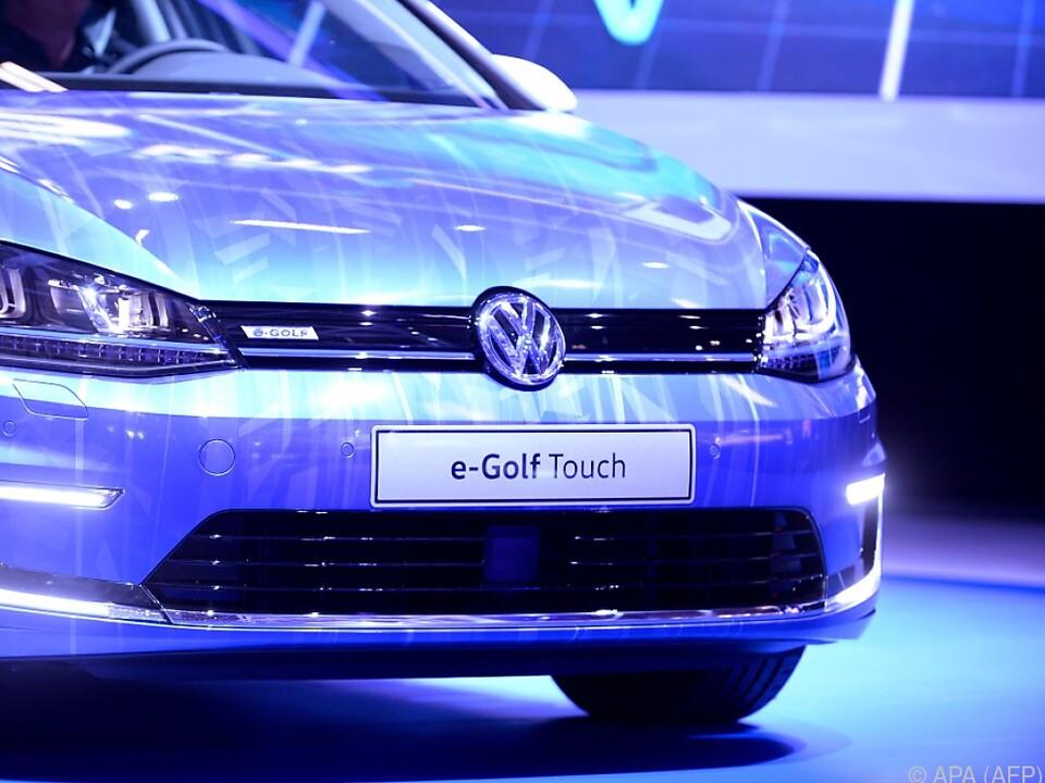 Der Umstieg auf die Elektromobilität läuft