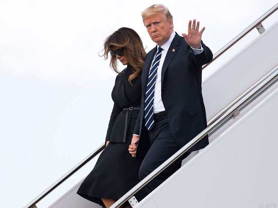 Der US-Präsident schürt die Furcht vor einem weltweiten Handelskrieg