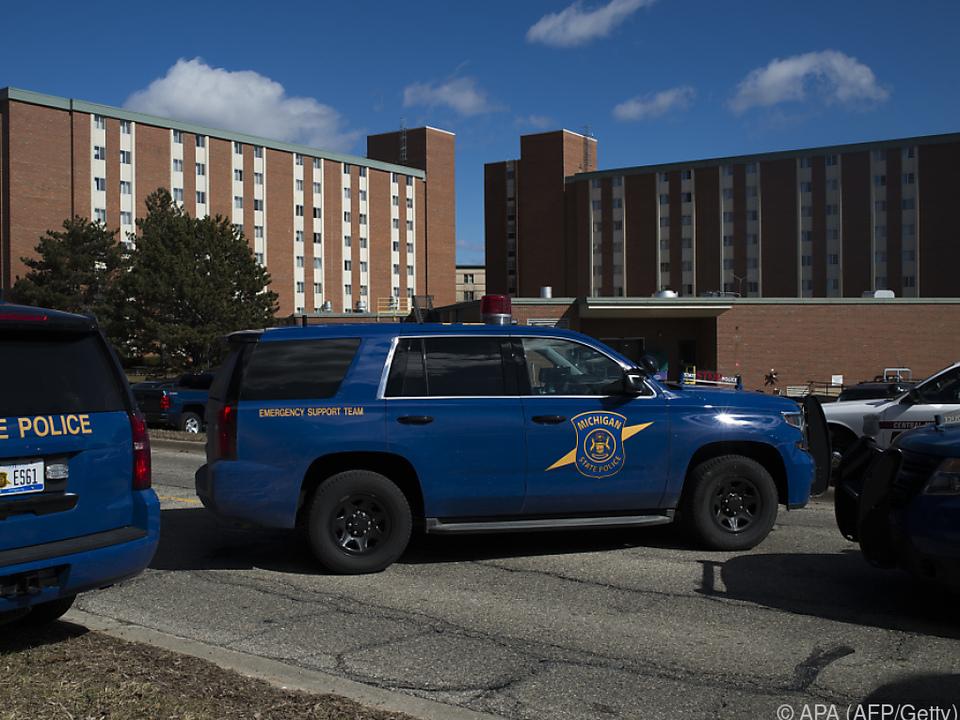 Der Vorfall ereignete sich an der Central Michigan University