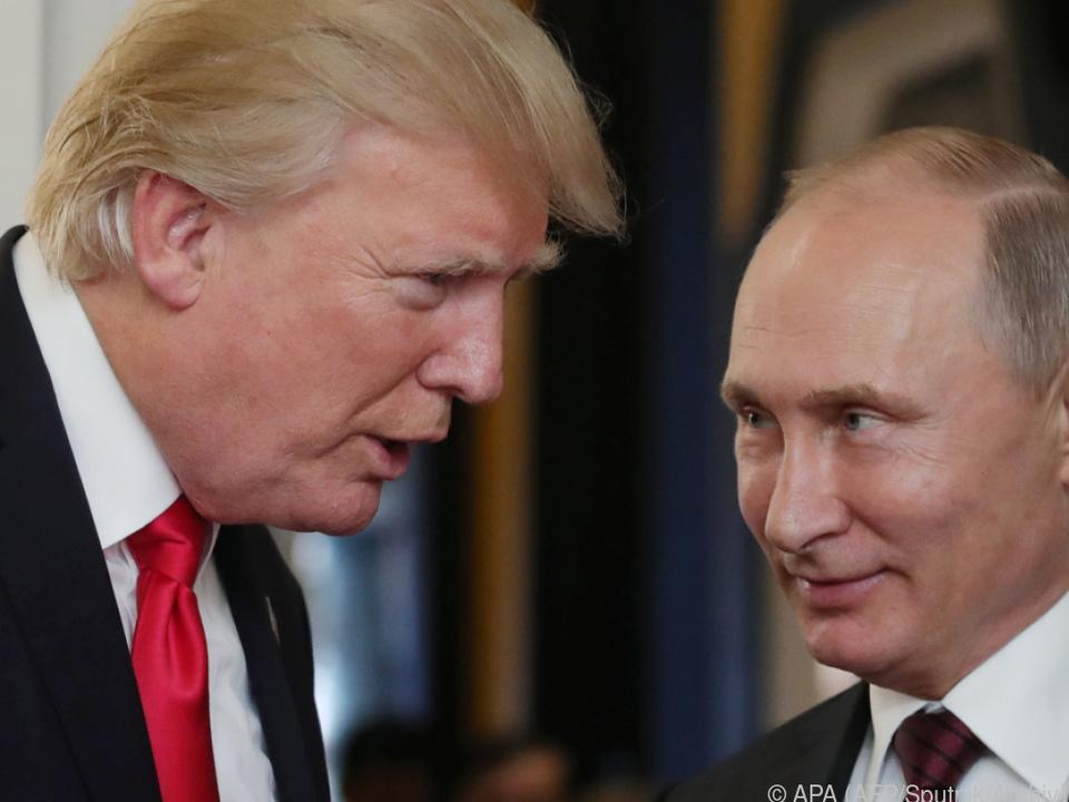 Derzeit herrscht Eiszeit zwischen den USA und Russland