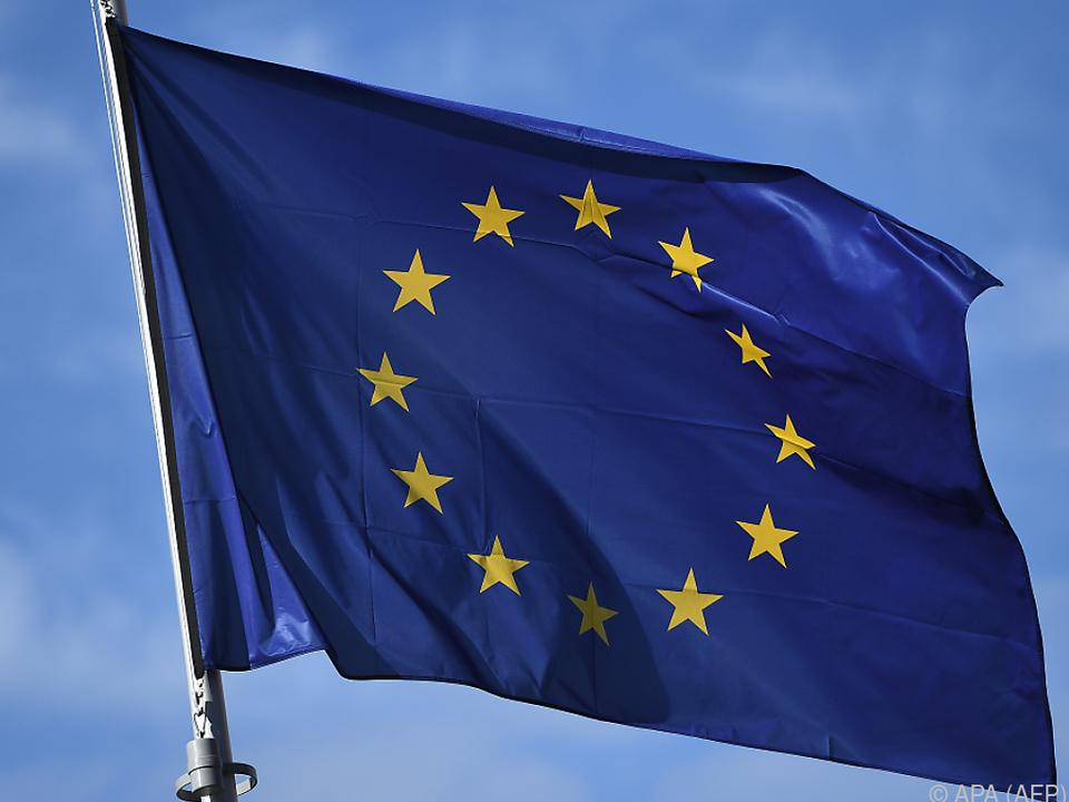 Die EU-Mitglieder stehen geschlossen hinter Großbritannien