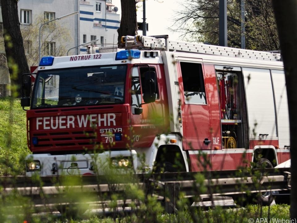 Die Feuerwehr konnte die Brände löschen