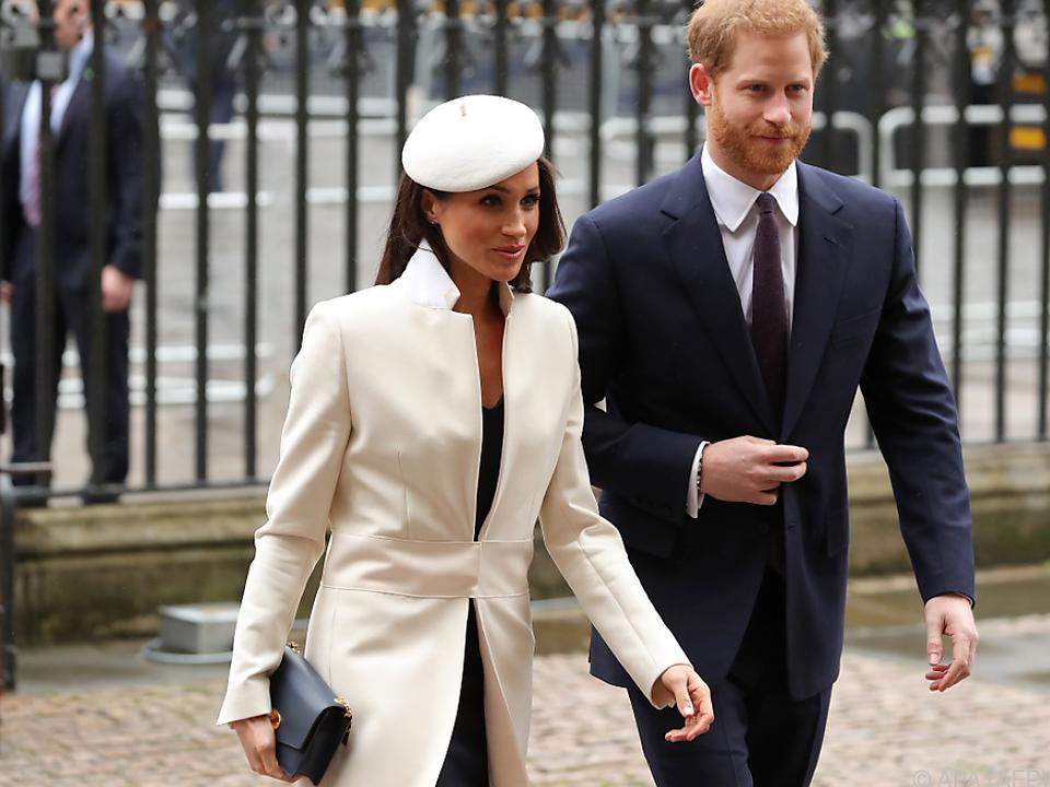 Die Hochzeit von Markle und Prinz Harry findet am 19. Mai statt