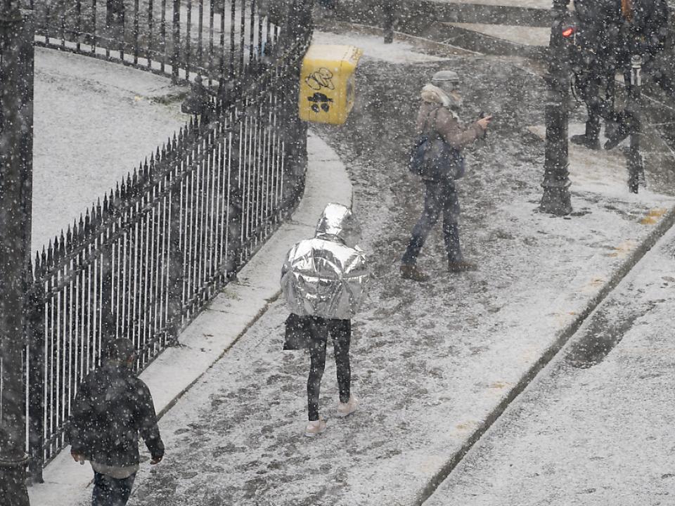 Die Kälte hat Europa fest im Griff