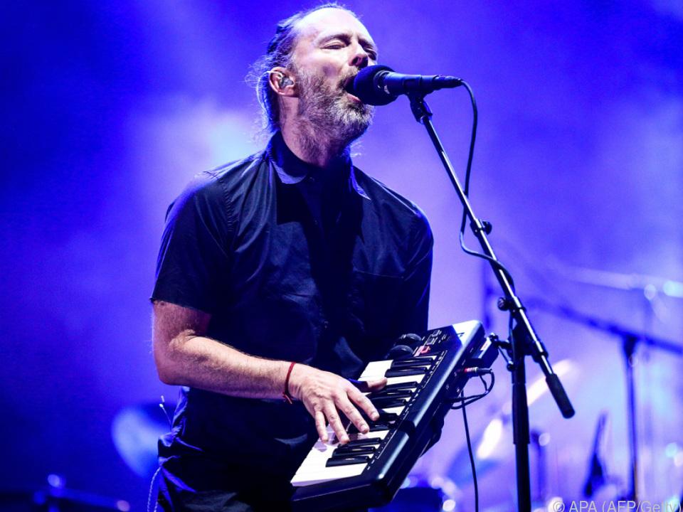 Die Musik von Thom Yorke erstrahlt einmal anders