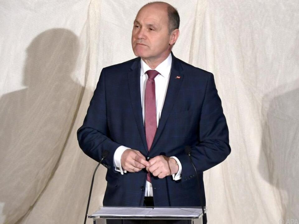 Die SPÖ traut dem Nationalratspräsidenten weiterhin nicht