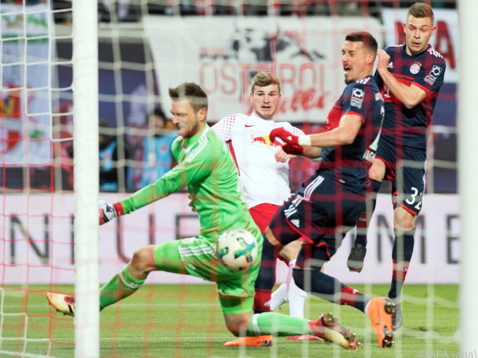 Die Superstars der Bayern hatten ausnahmsweise das Nachsehen