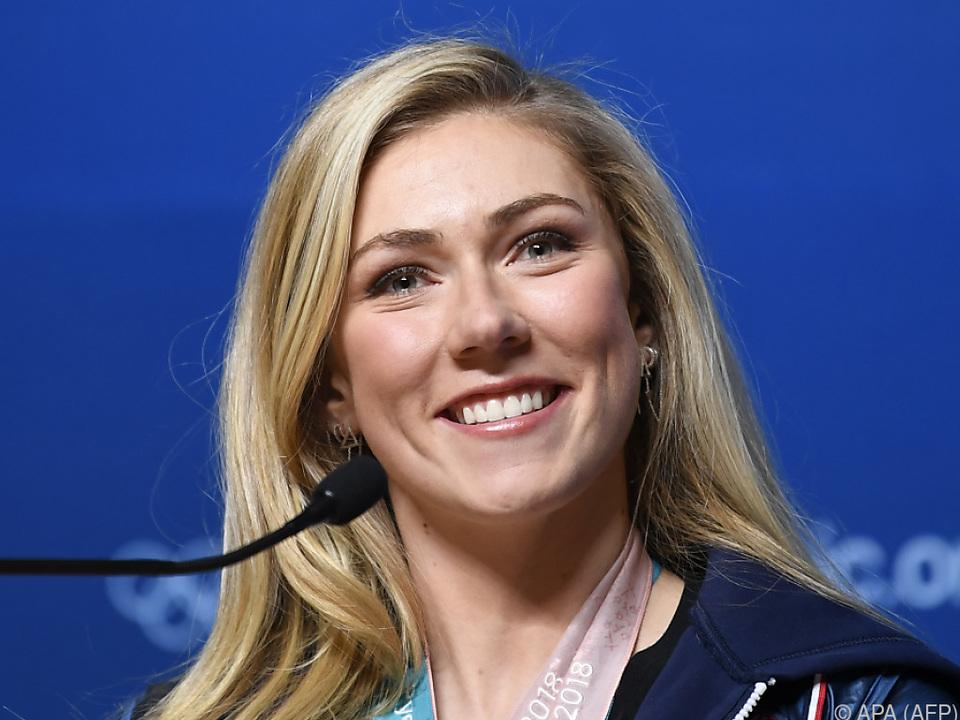 Die US-Skiläuferin wird am 13. März 23 Jahre alt