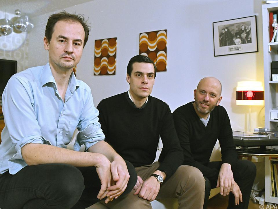 Die Wiener Band stellen ihr fünftes Album vor