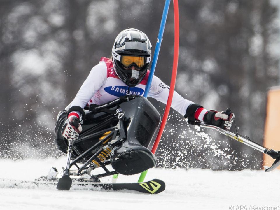 Eder holte im Slalom siebente ÖPC-Medaille