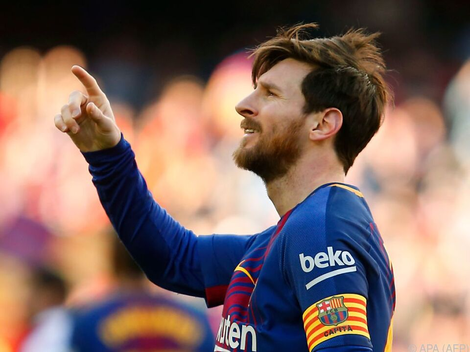 Ein Barca-Sieg mit Messi-Tor - Business as usual in Spanien