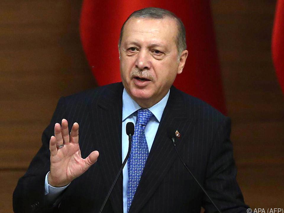 Erdogan geht hart gegen die Kurden vor
