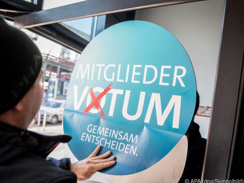 GroKo ja oder nein? SPD zählt Stimmen des Votums aus