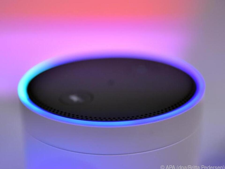 Es kann vorkommen, dass sich Amazons Assistent Alexa verhört