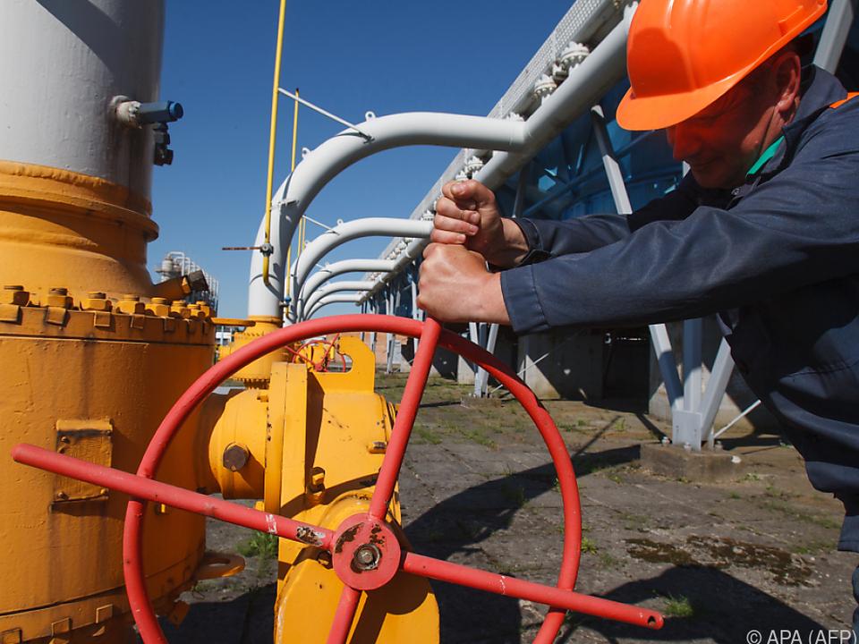 Ewiger Streit ums Gas